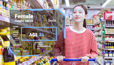 Image result for facial recognition supermarket